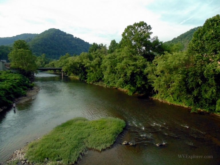 New Guyandotte Water Trail opening in southern W.Va.