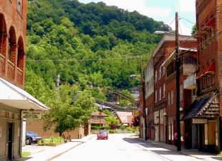 Keystone West Virginia, McDowell County, Hatfield & McCoy Region