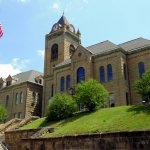 McDowell County Courthouse, Welch, West Virginia, Hatfield & McCoy Region