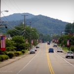 Mitchell Heights, West Virginia, Logan County, Hatfield & McCoy Region