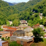 City of Welch, West Virginia, McDowell County, Hatfield & McCoy Region