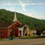 West Logan, West Virginia, Logan County, Hatfield & McCoy Region