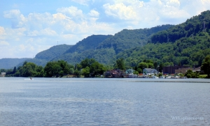 On the Kanawha at Chesapeake, West Virginia, Kanawha County, Metro Valley Region