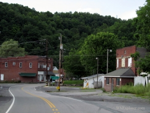 Town of Montcalm, West Virginia, Mercer County, Bluestone Region