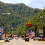 Oceana, West Virginia, Wyoming County, Hatfield & McCoy Region