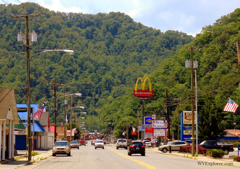 Oceana, West Virginia