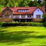 Thomas House at Bramwell, West Virginia, Mercer County, Bluestone Region