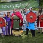 Brian Boru Reenactors, Dublin Irish Festival 2014