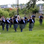 Capital City Pipes & Drums, Dublin Irish Festival