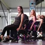 Dancers with The Stepcrew, Dublin Irish Festival 2014
