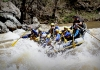 Rafters on the Gauley River, Gauley River National Recreation Area