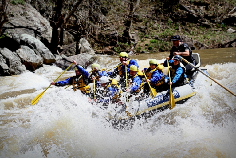 WV Tourism Office announces countdown to Gauley Season