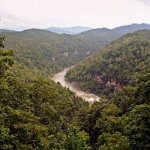 The Gauley River National Recreation Area