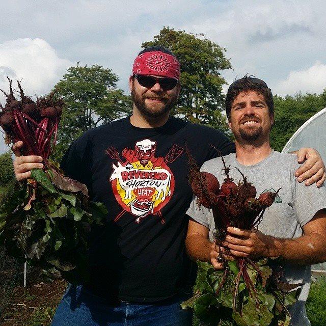 Vagabond chef finds fertile ground in upper Ohio Valley