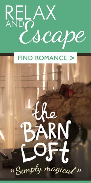 Charming Barn Loft – 300×600
