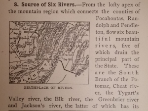 Birthplace of Rivers WV