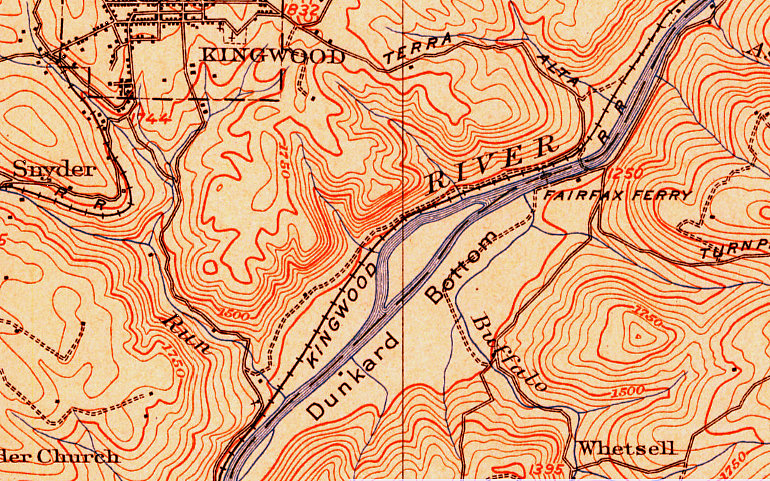 Eckerlin Brothers Settlement at Dunkard Bottom