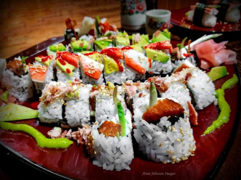 Ramp sushi, anyone? Duo blends Japanese, Appalachian cuisine