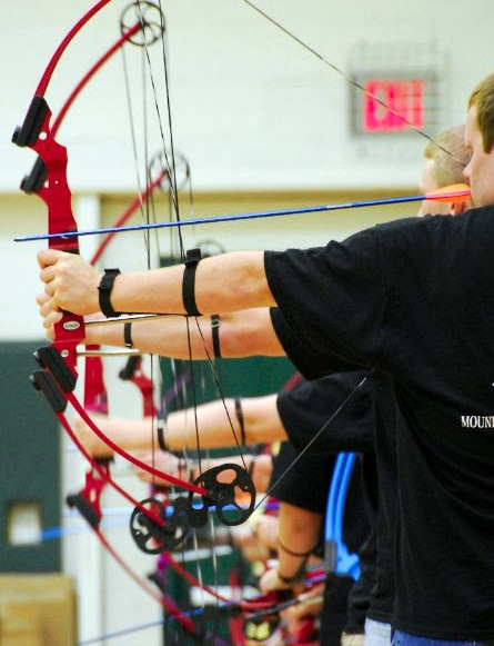 DNR to host Archery-in-the-Schools tournament March 25
