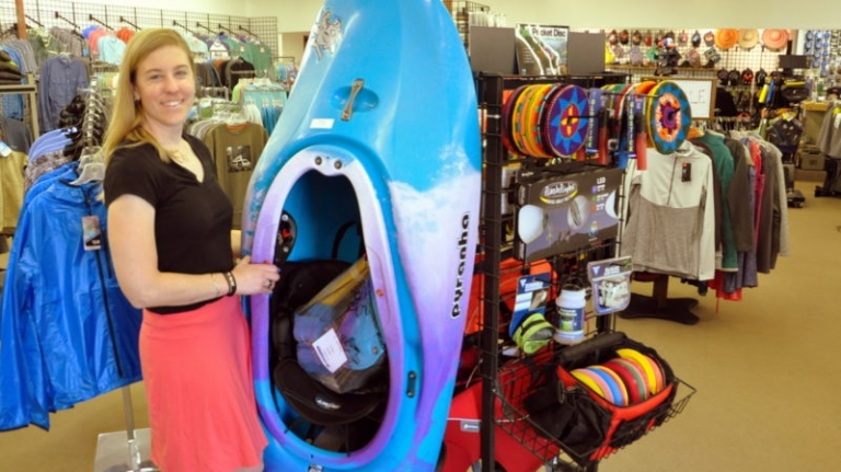 Resort opens store in growing adventure mecca on New River Gorge