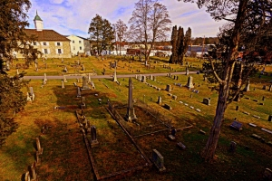 Old Stone Church Cemetery, Lewisburg, West Virginia (WV)