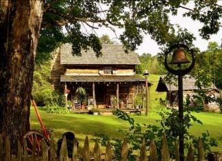 Pioneer Farm at Twin Falls Resort State Park, West Virginia