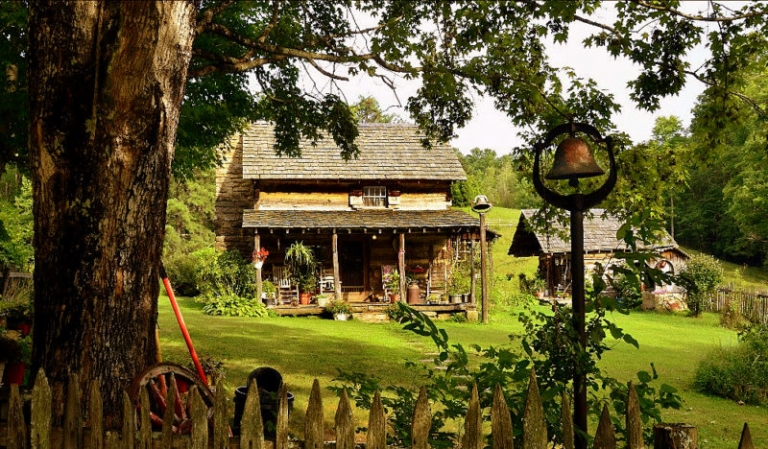 Log cabins: West Virginia's ultimate historic architecture