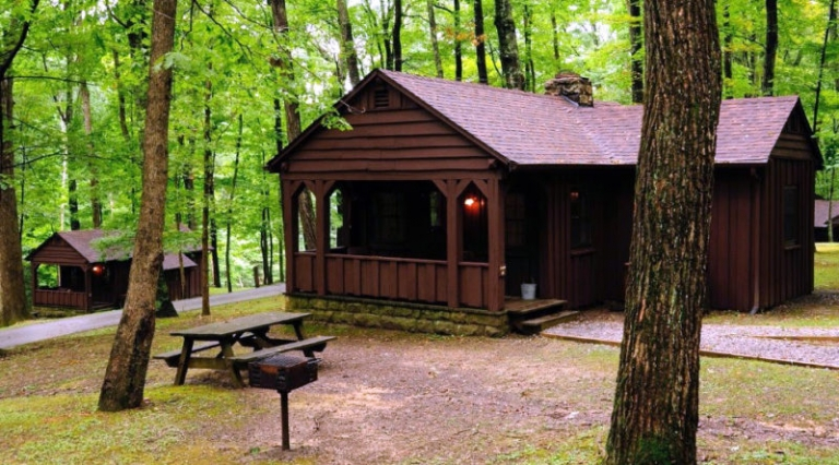 Babcock State Park offers May cabin discount