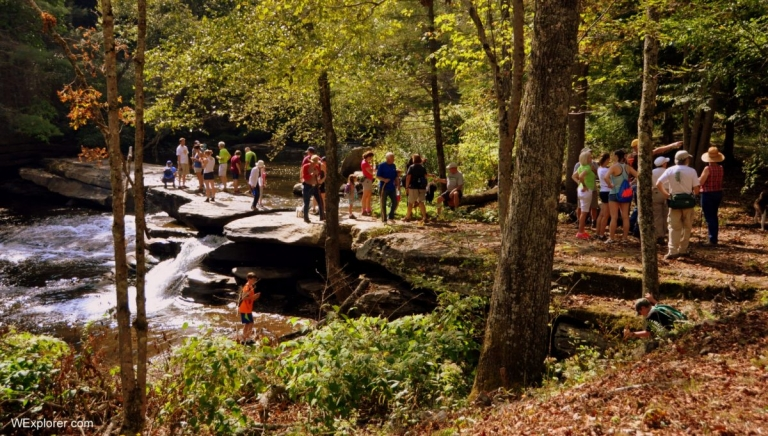 New trail to historic mill ruin to open Saturday in Beckley