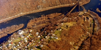 Camp Hill at Harpers Ferry, West Virginia (WV)