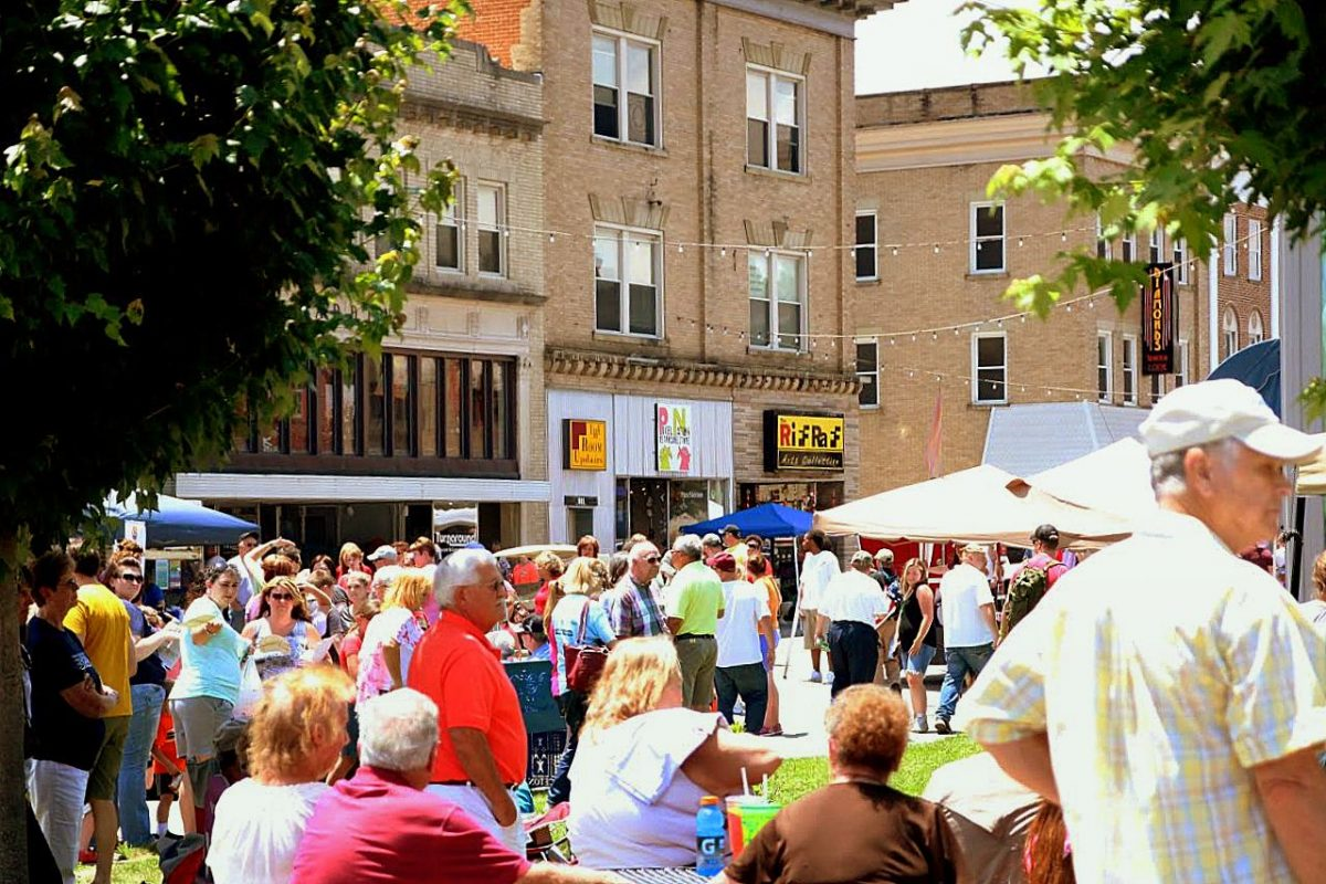 Buzz about the Celebrate Princeton! Street Fair is growing