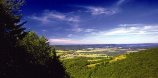 Panorama of Canaan Valley