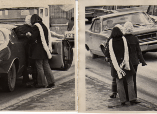 Hitchhikers at WVU, c. 1970s
