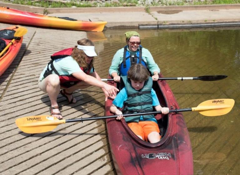 North Bend offers kayak, rappel, mtn.-bike courses June 10