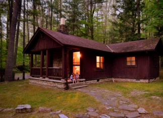 West Virginia Cabin Lodging