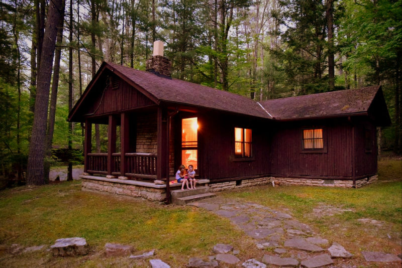 West Virginia Cabin Lodging