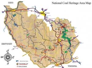 National Coal Heritage Area