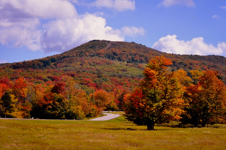 Officials at Canaan Valley are expecting a vivid Allegheny autumn in West Virginia