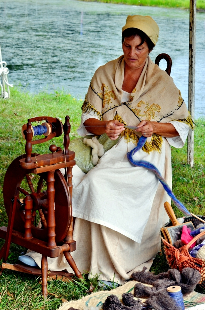 Traditional arts are featured at the annual Mountain State Art & Craft Fair