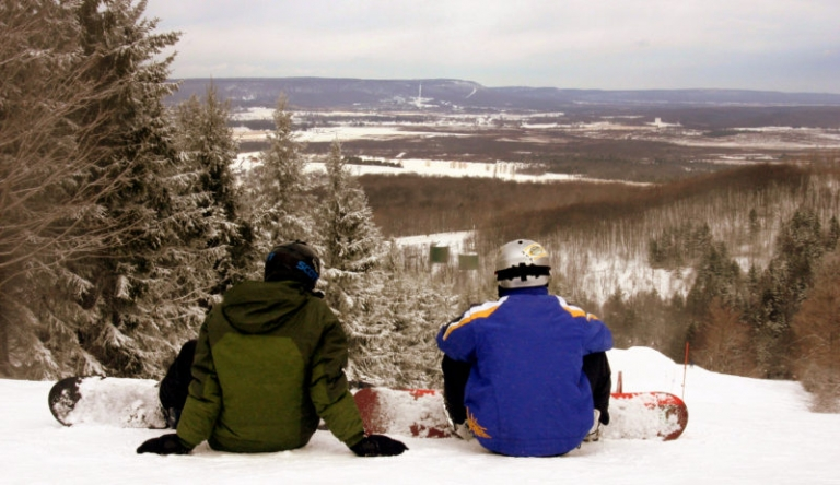 Too soon? West Virginia's Canaan Valley readies for skiing