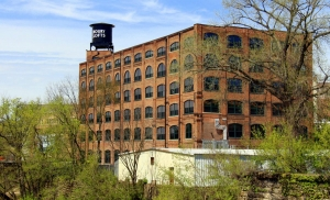 Boury Lofts at Wheeling, West Virginia