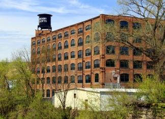 Boury Lofts at Wheeling, West Virginia
