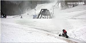 Visit the Canaan Valley Resort ski area cam for live updates