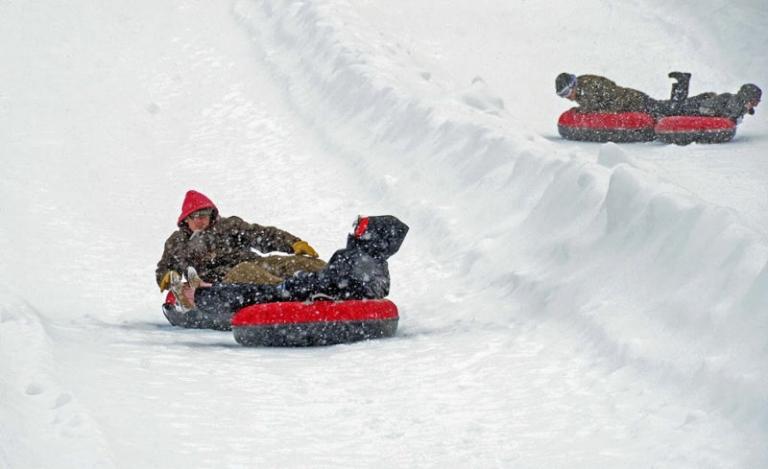 Canaan Valley Resort ski area begins making snow