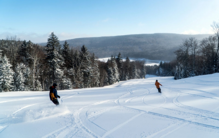 Snowshoe reports best ski-season launch in more than a decade
