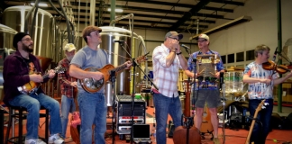 That High Country Revival plays Greenbrier Valley Brewing Co.