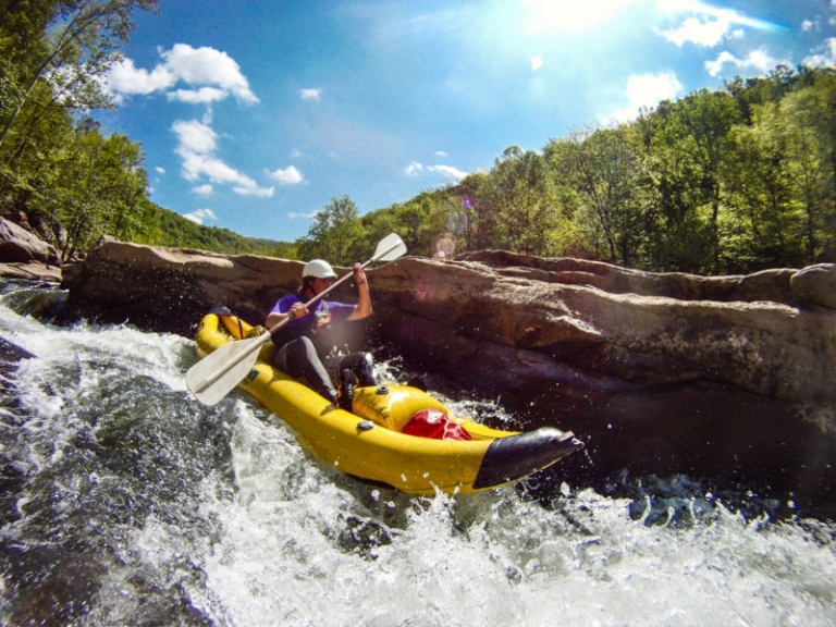 W.Va. tourism official: new rafting run spectacular (exclusive photos)