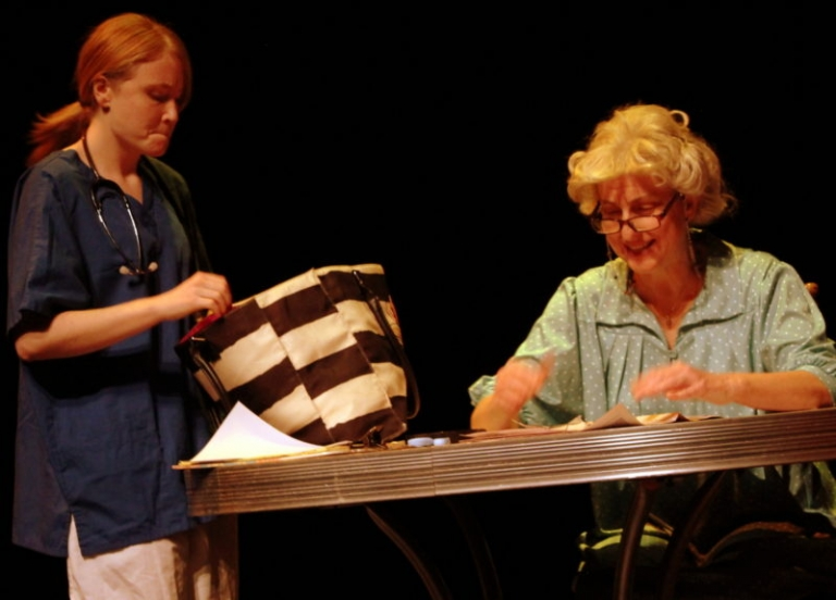 Greenbrier Valley Theatre presents New Voices fest through Feb. 3