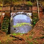 Former B&O Tunnel near Littleton in Wetzel County