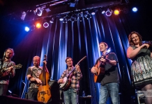 Yonder Mountain String Band will perform at Keith Albee Feb. 10, 2018.